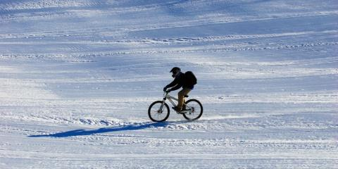 5 Ways to Stay Safe on a Bike During Winter, Columbia, Missouri