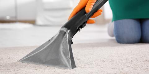 How to Address a Water-Damaged Carpet, Columbia, Missouri