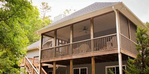 3 Ways a Deck Turns Your House Into a Dream Home, Missouri, Missouri