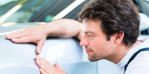 3 Reasons to Leave Dent Removal to the Professionals, Columbia, Missouri
