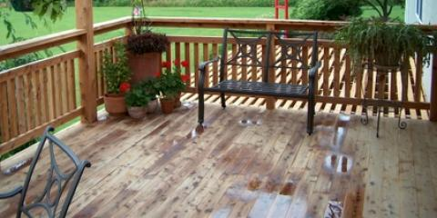 4 Reasons to Add a Deck to Your Home, Missouri, Missouri