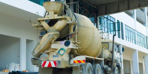 How Concrete Mixers Work in Commercial & Residential Construction, Columbia, Missouri