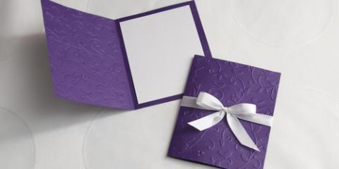 Embossing vs. Debossing & Which Printing Service Is Right for You, Columbia, Missouri