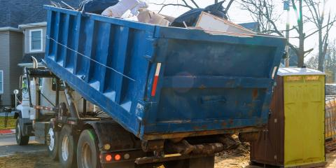 3 Benefits of Renting a Roll-Off Container, ,