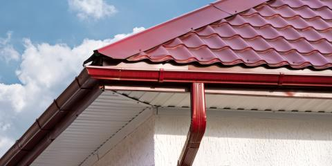 How to Choose the Right Gutters for Your Home, Elkridge, Maryland
