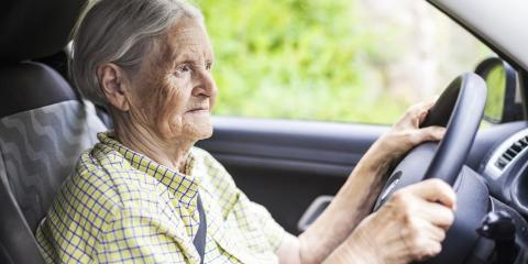 When Seniors Should Stop Driving, Rocky Fork, Missouri