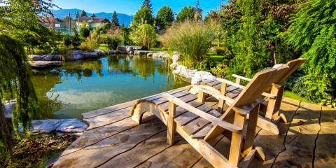 Installing a Residential Water Feature: What You Should Know About Pond Construction, Columbia, Missouri