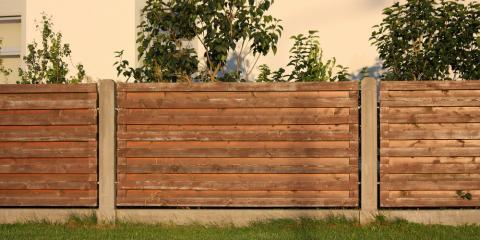 4 Advantages Of Choosing A Wood Fence Columbia Missouri