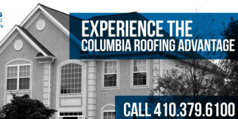 Columbia Roofing Inc. , Roofing, Services, Elkridge, Maryland