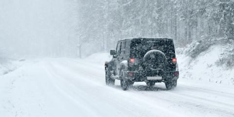 3 Ways Winter Tires Help Prevent Auto Body Repairs, Columbia Falls, Montana