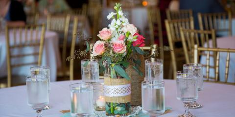 4 Wedding Flower Centerpiece Ideas, Coram, Montana