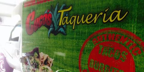 5 Great Reasons to Grab a Bite at the New Cuco's Taqueria Food Truck, Upper Arlington, Ohio