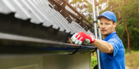 3 Reasons to Get Gutter Guards, Columbus, Ohio