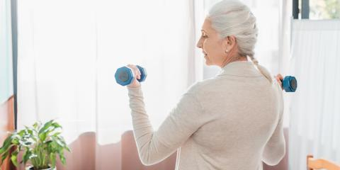 3 Easy Indoor Exercises for Seniors, Powell, Ohio