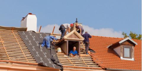 4 Tips For Choosing a Color For Your Roof Installation, Columbus, Ohio