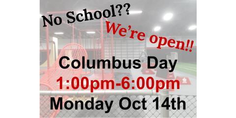 Open 1p-6p on Columbus Day!!, Centerville, Ohio
