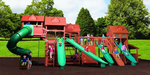 3 Reasons to Choose a Cedar Play Set Instead of Plastic, Broken Arrow, Oklahoma