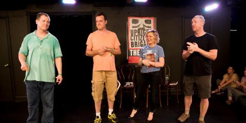 "Upright Citizens Brigade Theatre Always Says ""Yes"" to Improv Comedy, Manhattan, New York"