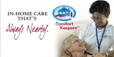 Full-time In-Home Assistance Is Comfort Keepers' Specialty, Cold Spring, Kentucky
