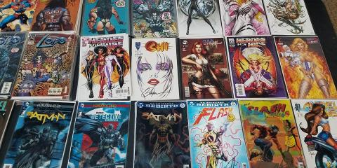How Did Comic Books Come to Be?, Beech Grove, Indiana