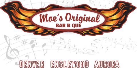 """Moe's Original BBQ, Bringing the Legendary """"White Sauce"""" to Colorado!, Englewood, Colorado"""