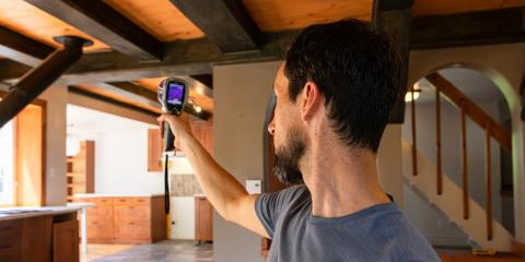 How Does Infrared Imaging Help Solve Mold Problems?, Scarsdale, New York