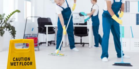 Top 4 Tips for Choosing a Commercial Cleaning Service, Dayton, Ohio