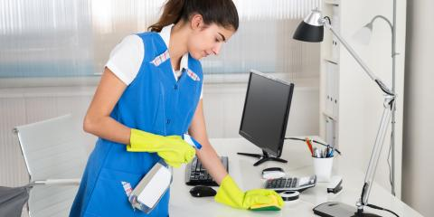 How Will a Commercial Cleaning Service Make Your Office Safer?, Lincoln, Nebraska