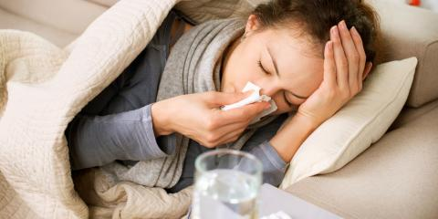 3 Simple Habits to Avoid During Flu Season, Bloomington, Minnesota