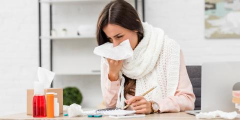 How to Keep Your Office Flu-Free This Season, Bloomington, Minnesota