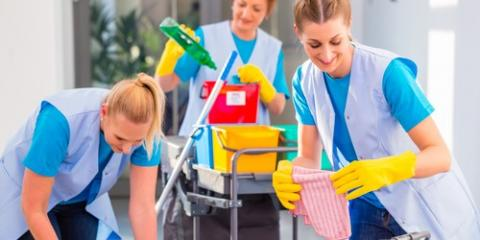 What's the Difference Between Janitorial & Commercial Cleaning Services?, Honolulu, Hawaii
