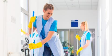3 Key Advantages of Commercial Cleaning Services, Tempe, Arizona