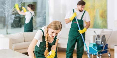 Top 3 Reasons to Hire a Cleaning Service for Your Move, Bronx, New York