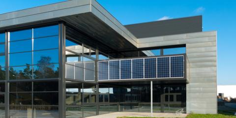 Rochester's Trusted Commercial Contractor Explains Green Design, East Rochester, New York