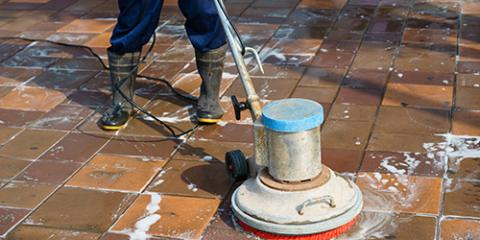Equipment Used By Commercial Floor Cleaning Service Companies, Rochester,  New York