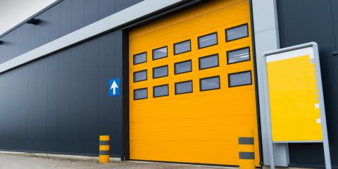How to Choose a Commercial Garage Door, Rochester, New York