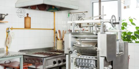 How to Ensure Proper Upkeep for Industrial Kitchen Appliances, Sparks, Nevada