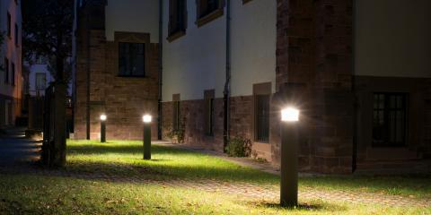 3 Tips for Commercial Exterior Lighting, Marietta, Georgia