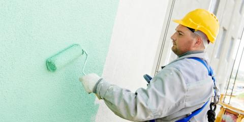3 Qualities to Look For in a Commercial Painting Contractor, Annapolis, Maryland