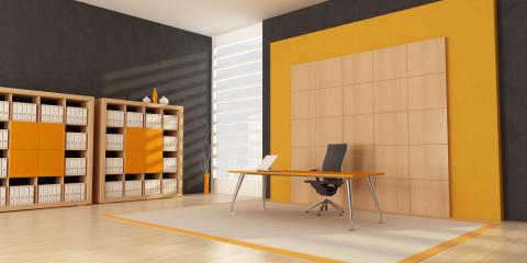 5 Colors That Inspire Creativity for Workspaces, Onalaska, Wisconsin