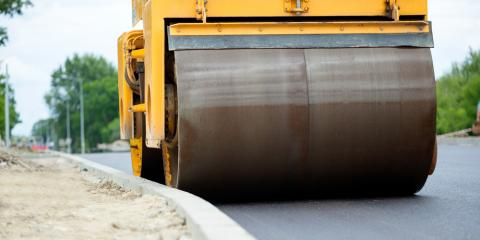 Top 4 FAQ About Commercial Paving Answered, Concord, North Carolina