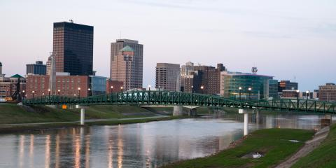 Why Wright-Patterson Contractors Choose to Lease in Downtown Dayton, Centerville, Ohio
