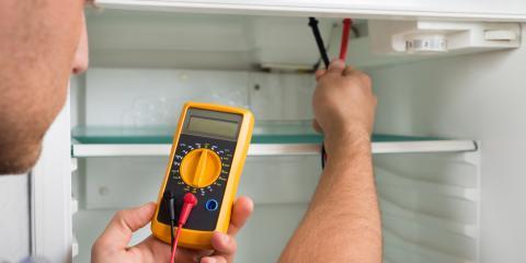 3 Most Common Refrigerator Problems, Auburn, Washington