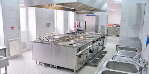 How to Clean a Commercial Kitchen, Campbellsville, Kentucky