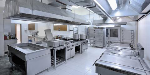 Top 3 Pieces of Commercial Kitchen Equipment for Your Food Operation, Anchorage, Alaska