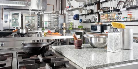 Essential Cooking & Refrigeration Equipment for a Commercial Kitchen ...