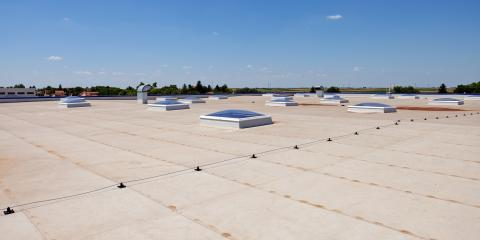 Frequently Asked Questions About EPDM Roofing, Charlotte, North Carolina