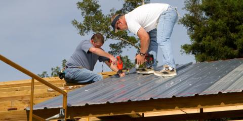 3 Eco-Friendly Commercial Roofing Materials, St. Charles, Missouri
