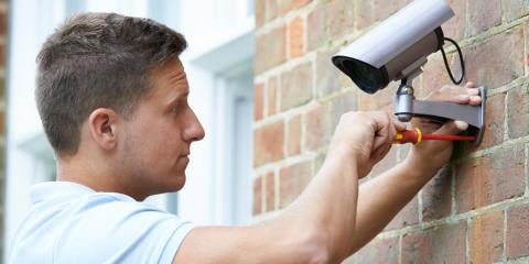 Where to Place Commercial Security Cameras for Best Results, Covington, Kentucky