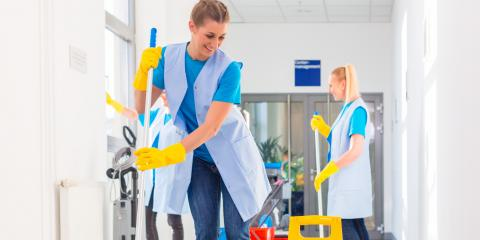 4 Reasons Why Doctor's Offices Need Commercial Cleaning, Waterbury, Connecticut